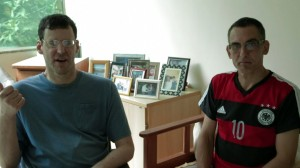 Rogério e Sérgio